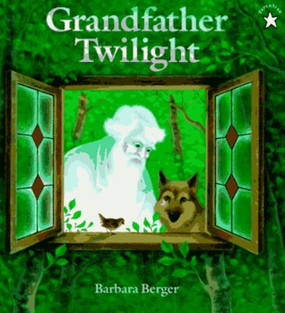 Grandfather twilight board book by Barbara Helen Berger