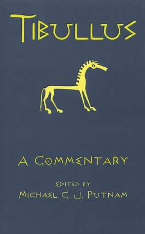 Download for free Tibullus: A Commentary by Michael C.J. Putnam PDF