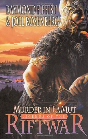 Murder In LaMut by Raymond E. Feist