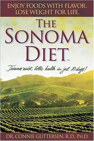 The Sonoma Diet by Connie Guttersen