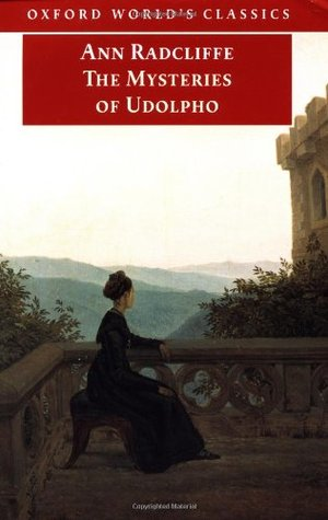 The Mysteries of Udolpho by Ann Radcliffe
