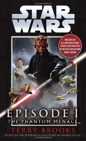 Star Wars, Episode I by Terry Brooks
