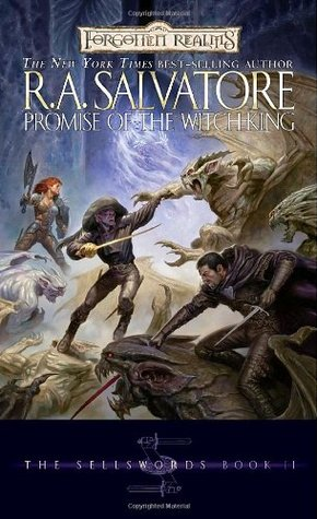Promise of the Witch King by R.A. Salvatore