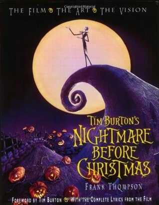 Tim Burton's Nightmare Before Christmas by Frank Thompson