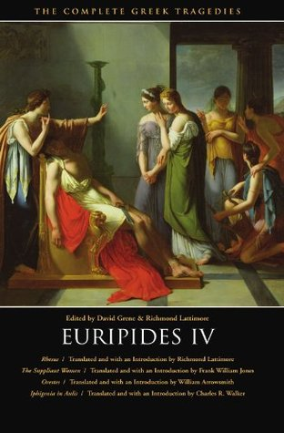 Euripides IV by Euripides