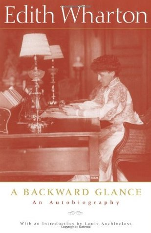 A Backward Glance by Edith Wharton