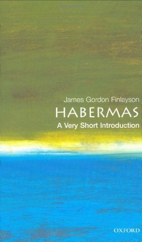 Habermas by James Gordon Finlayson