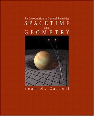 Spacetime and Geometry by Sean Carroll