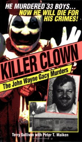 Killer Clown by Terry Sullivan
