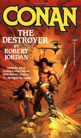 Conan the Destroyer (Conan, #6)