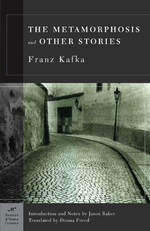 The Metamorphosis and Other Stories by Franz Kafka