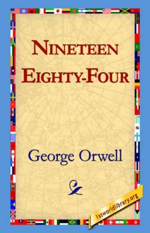 Free download online Nineteen Eighty-Four by George Orwell FB2