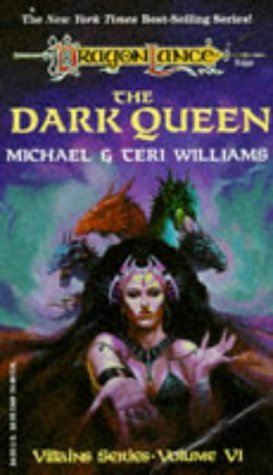 The Dark Queen by Michael   Williams