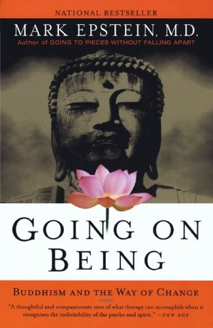 Going on Being by Mark Epstein