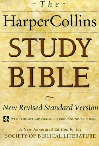 HarperCollins Study Bible by Anonymous