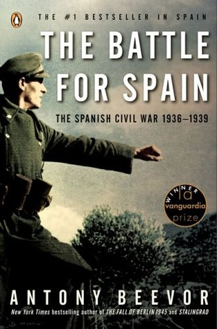 The Battle for Spain by Antony Beevor