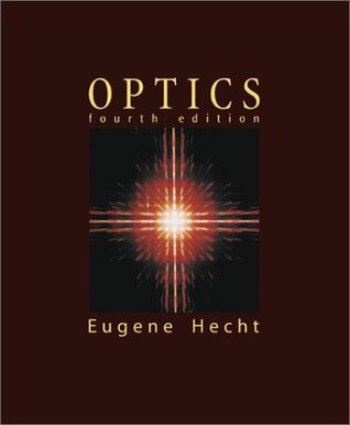 Optics by Eugene Hecht