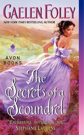 The Secrets of a Scoundrel (The Inferno Club, #7)