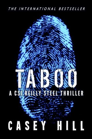 Taboo CSI Reilly Steel, 1 - Preview