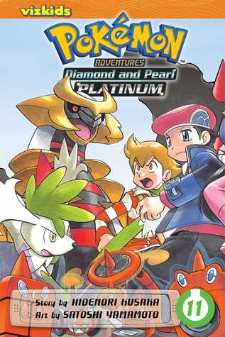 Pokémon Adventures: Diamond and Pearl/Platinum, Vol. 11