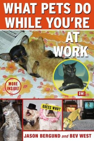 What Pets Do While You're at Work by Jason Bergund