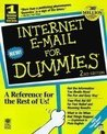 Internet E-Mail for Dummies