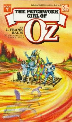 Patchwork Girl of Oz by L. Frank Baum