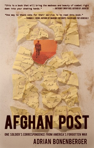 Afghan Post by Adrian Bonenberger