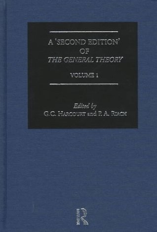 SECOND ED GENERAL THEORY V1  by  G.C. Harcourt