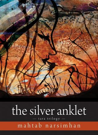 Silver Anklet by Mahtab Narsimhan