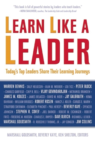 Learn Like a Leader by Marshall Goldsmith