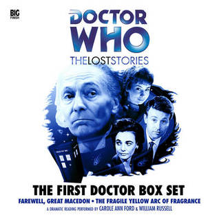 Doctor Who: The First Doctor Box Set (The Lost Stories 2.1)