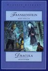 Frankenstein/Dracula (Classic Library Series)