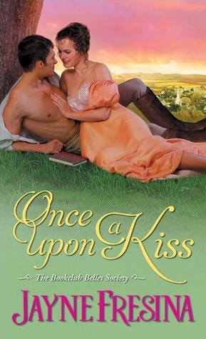 Once Upon a Kiss (Book Club Belles Society, #1)