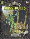 Encyclopaedia Arcane: Constructs - It Is Alive
