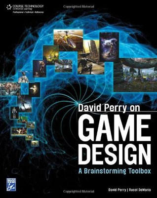 David Perry on Game Design by David Perry