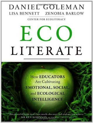 Ecoliterate by Daniel Goleman