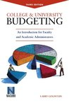 College & University Budgeting by Larry J. Goldstein