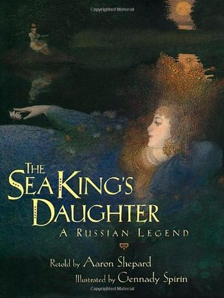 The Sea King's Daughter by Aaron Shepard