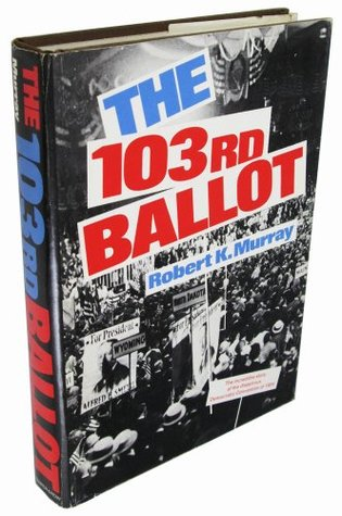 The 103rd ballot: Democrats and the disaster in Madison Square Garden