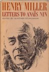 Henry Miller's Letters to Anais Nin