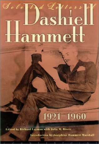 Selected Letters by Dashiell Hammett