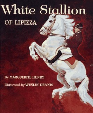 White Stallion of Lipizza by Marguerite Henry