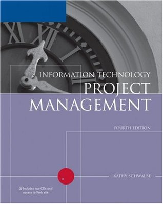 Free download online Information Technology Project Management PDF by Kathy Schwalbe