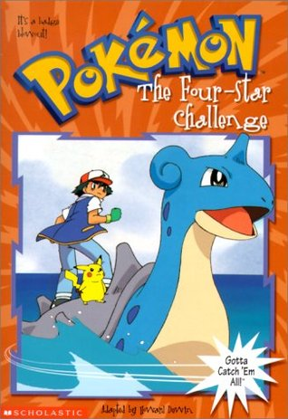 The Four-Star Challenge (Pokemon Chapter Book, #11)