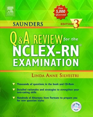 Saunders nclex book latest edition