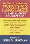 Concise Dictionary of Twenty-Six Languages in Simultaneous Translation