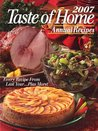 Taste of Home Recipes 2007 by Michelle Bretl