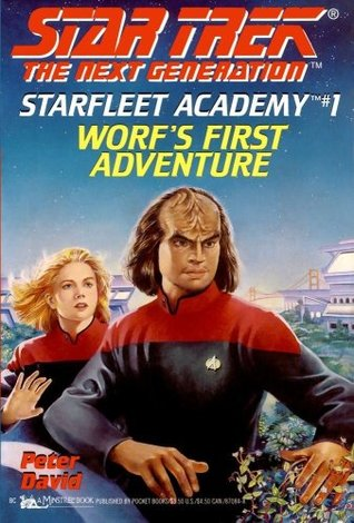 Download Worf's First Adventure (Star Trek: Starfleet Kadetten #2) PDF