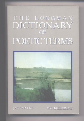 Longman Dictionary of Poetic Terms (Longman English and Humanities Series)